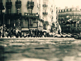 Le saut by Samael94