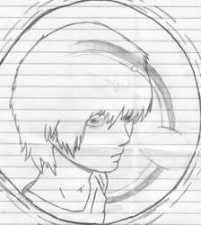 Kira In Ryuk's Eyes by foshizle114