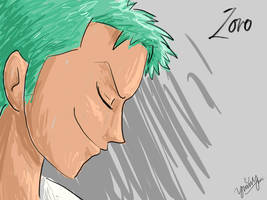 Zoro by jedielf