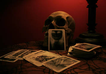 Surrealist Tarot Photo by CoffinRust