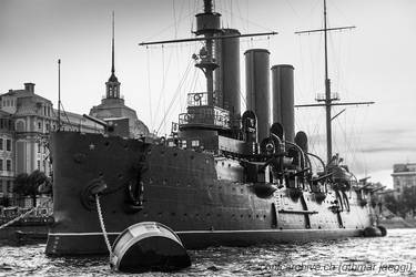 The Cruiser Aurora by iconicarchive