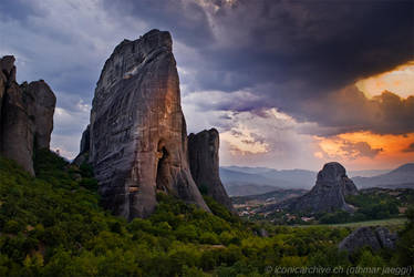 Pindus Mountains by iconicarchive