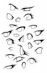 I love eyes by Eye-crazy