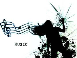Music Wallpaper by Eye-crazy