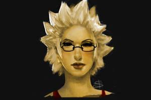 Ms. Simpson by Manikk