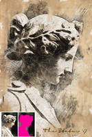 Vintage Sketch 2 Photoshop Action - 50% OFF by GraphicAssets