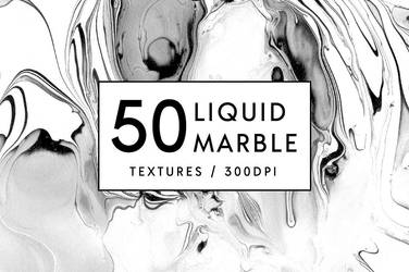 Liquid Marble - 50+ Textures by GraphicAssets