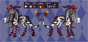 Horror Species Adoptable [closed] by AdmiralEpicness