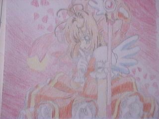 card captor Sakura by Alesander