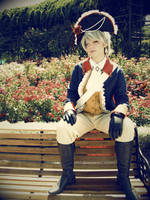 Prussia - Roses by SoubiFJones