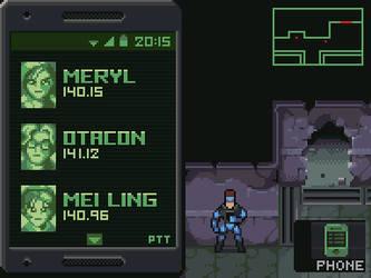 Metal Gear Solid by AlbertoV