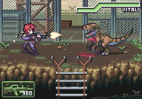 Dino Crisis 2 by AlbertoV