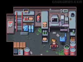 Storage Room by AlbertoV