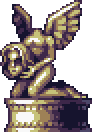 Game Asset - Angel statue by AlbertoV
