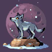 Wolf by AlbertoV