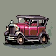 1920s Car by AlbertoV