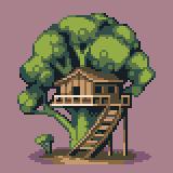 Broccoli house by AlbertoV