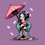Geisha by AlbertoV