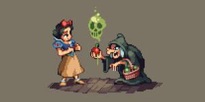 Snow White by AlbertoV
