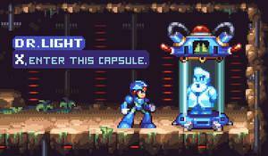 Megaman X4 by AlbertoV