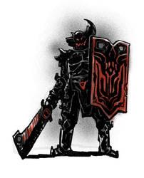 Blacker than blackest knight by wallsofwoe