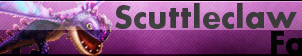 .:Scuttleclaw Fan Button:. by Xbox-DS-Gameboy