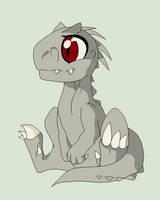 Dinosaur Base 3~Indominus Rex 1~ by Xbox-DS-Gameboy
