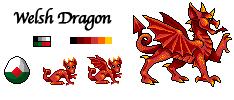 DragCave Welsh Dragon by AdmYrrek-Pixels