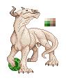 DragCave Taurus Dragon by AdmYrrek-Pixels