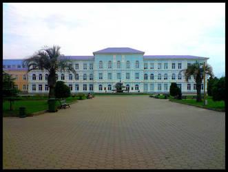 Batumi university2 by lonelymount