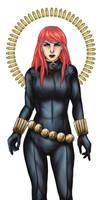 Black Widow 616 by Asenath23