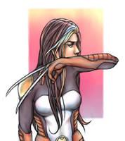 X-23 by Asenath23