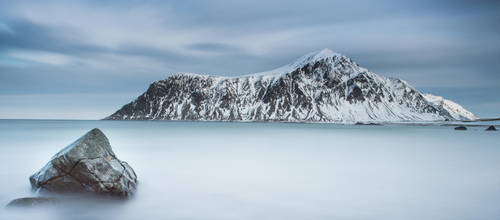 Misty Ice by schneids