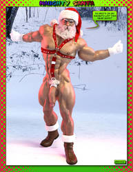 Naughty Santa by KevIzz