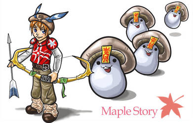Maple Story by yeeboon