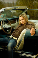 Lucka vs. Mustang GT by jeni-cek