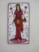 Lakshmi by TulasiStocker
