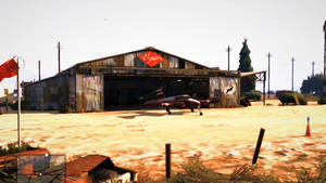 Grand Theft Auto: V Vapid Plane Garage by AboveTheLawHD