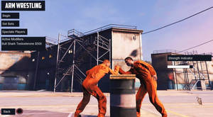 Grand Theft Auto: V Arm Wrestling Concept by AboveTheLawHD