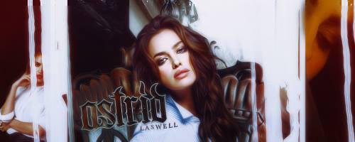 Astrid Laswell by Sixxtear