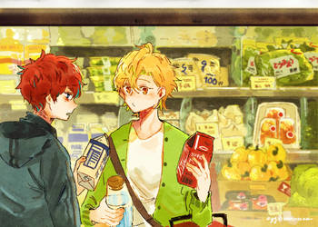 hypmic-grocery shopping by naoyatoudo