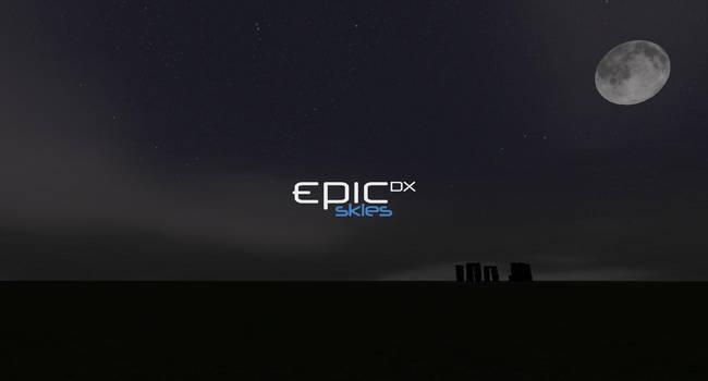 Epic Skies: Night by trybutfail