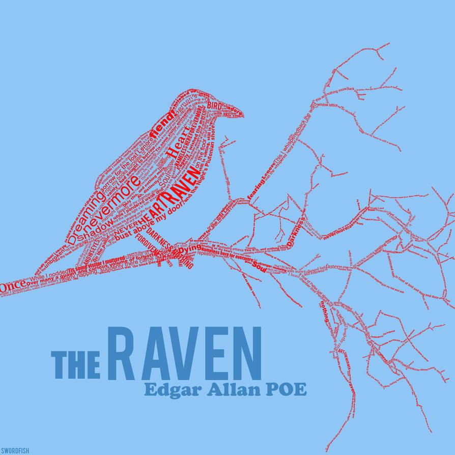 The Raven by swordfishll