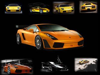 Lamborghini by stuntman000