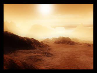 Mars by stuntman000