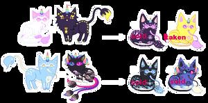 [CLOSED] Spacecat Breedings by mouldyCat