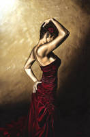 Flamenco Woman by ryoung