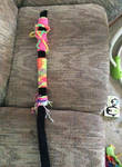 Tons of Crocheted Tail Cuffs by Sassafras1560