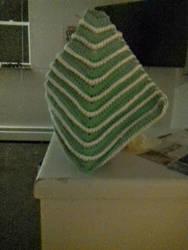 Mitered Dish Cloth by Sassafras1560