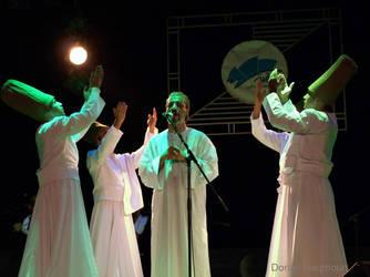 Sufi Ceremony by doriano